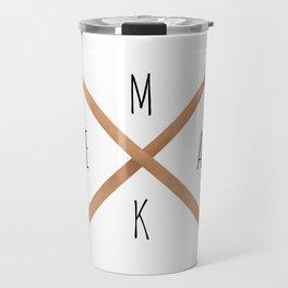 MAKE  |  Crochet Hooks Travel Mug