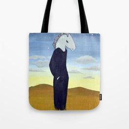 Homo Equus Tote Bag