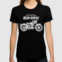 Thoroughbred Iron Horse T-shirt