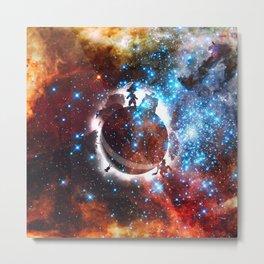 planet namek Metal Print