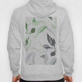 FLORAL ABSTRACTION 2 Hoody