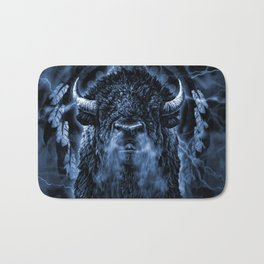 SPIRIT BUFFALO Bath Mat