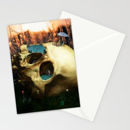 Summertime Magic Stationery Cards