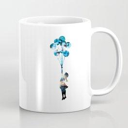 Banksy Balloon Girl Coffee Mug