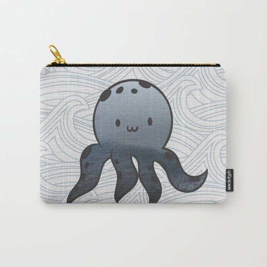 Little Octopus Carry-All Pouch