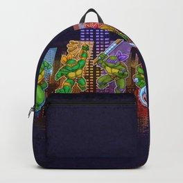 Ninja Teen Turtle Mutants xstat Backpack