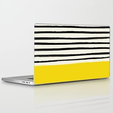 Sunshine x Stripes Laptop & iPad Skin