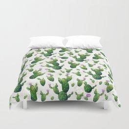 Cactus pattern Duvet Cover