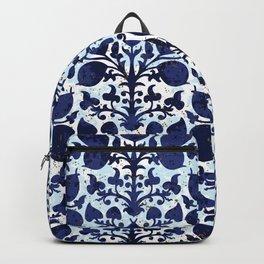 Mediterranean Poppy Backpack