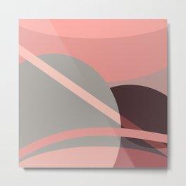 Dreamland - Abstract Metal Print