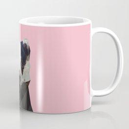Cute low poly badger Coffee Mug