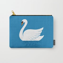 Just The One Swan Actually Carry-All Pouch