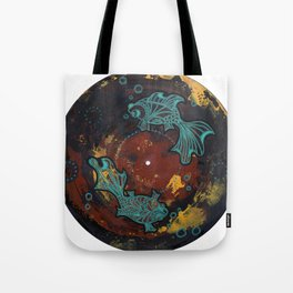 Two Lost Souls Tote Bag