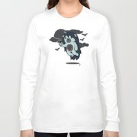 marceline Long Sleeve T-shirts featuring Marceline Abeardeer by pepemaracas