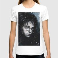 harry T-shirts featuring Harry by LucioL