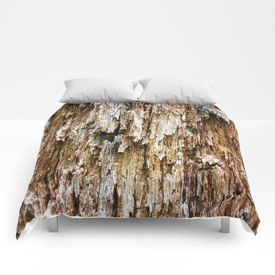 Weathered Tree  Comforters