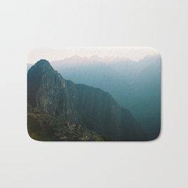 Machu Picchu - Wild Veda Bath Mat