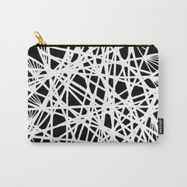 See-Through Star Negative Carry-All Pouch
