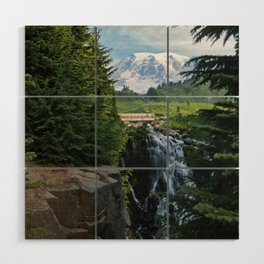 View from Paradise Wood Wall Art