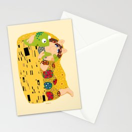 Klimt muppets Stationery Cards