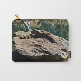 At the Edge of the River Carry-All Pouch
