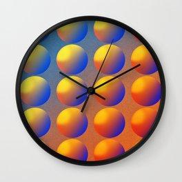Gradience Wall Clock