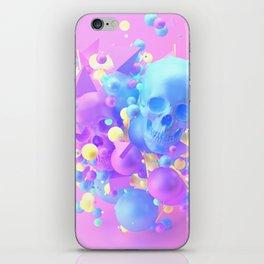 Side B iPhone Skin