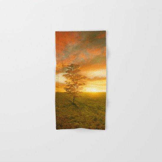 Sunset I C. VII Hand & Bath Towel