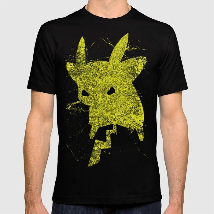 Yellow Monster T-shirt