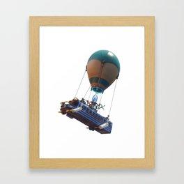 #Battlebus Framed Art Print