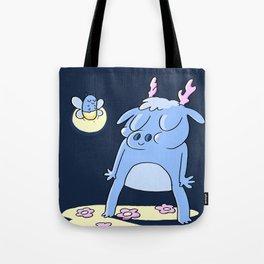 Glowbie Tote Bag
