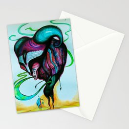 Agreement of the arternoon Stationery Cards