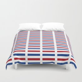 Flag of Netherlands -pays bas, holland,Dutch,Nederland,Amsterdam, rembrandt,vermeer. Duvet Cover