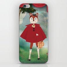 Bichette iPhone & iPod Skin