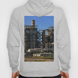 Natural Gas Power Plant Hoody