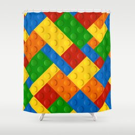 lego Shower Curtain
