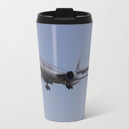 Qatar Airlines Boeing 777 Travel Mug