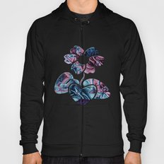 Floral Composition Hoody