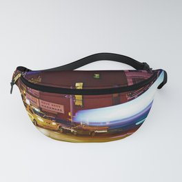 Taxi's Whizzing By Fanny Pack