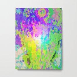 Aquarelle Metal Print