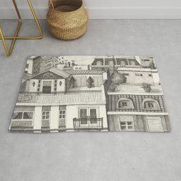 B.A. Roof Top Paradise Rug