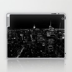 New York by Night Laptop & iPad Skin
