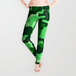 Camouflage (Green) Leggings