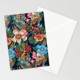 Lizzards and Skulls Stationery Cards