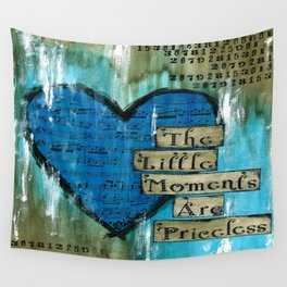Little Moments  Wall Tapestry