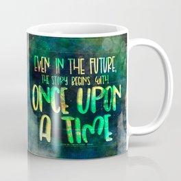 Once Upon A Time (Cinder) Coffee Mug