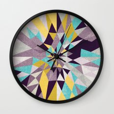 blow Wall Clock