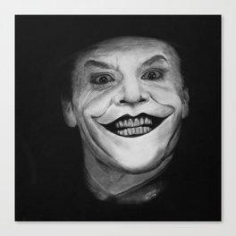 Jack The Joker Canvas Print