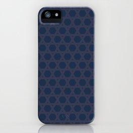"""tenugui""""kagome"""" iPhone Case"""
