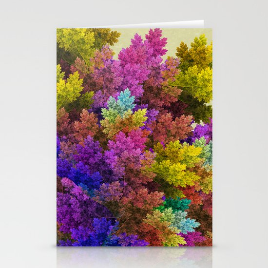 Miracle Tree Stationery Cards